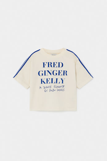 Bobo Choses - Fred, Ginger & Kelly Short Sleeve Sweatshirt 12001051