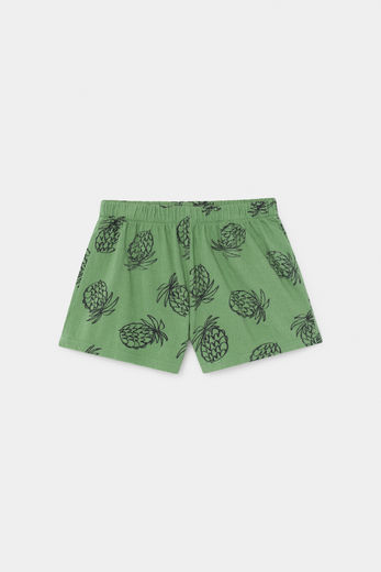 Bobo Choses - All Over Pineapple Jersey Shorts 12001063