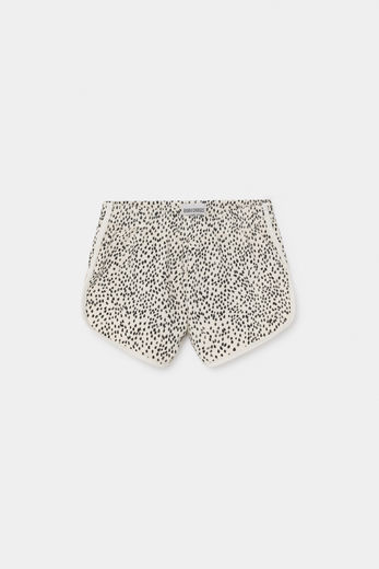 Bobo Choses - All Over Leopard Runner Short 12001069