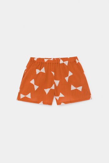 Bobo Choses - All Over Bow Woven Shorts 12001074