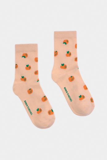 Bobo Choses -  All Over Oranges Short Socks 12011036