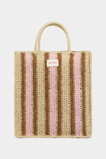 Bobo Choses -  Striped Tote Bag 12012003