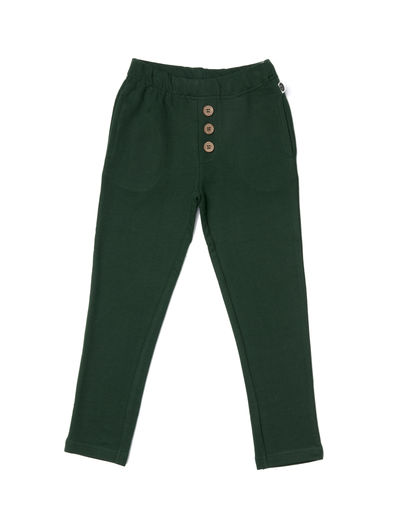 Mainio - Green Sweatpants, Kombu green