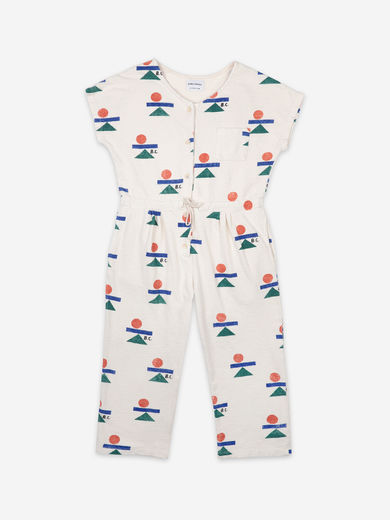 Bobo Choses - Balance All Over Fleece Overall, 121AC101