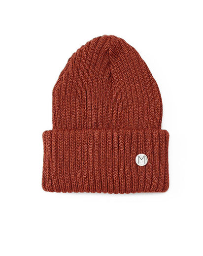 Mainio - Beanie, Burned Red