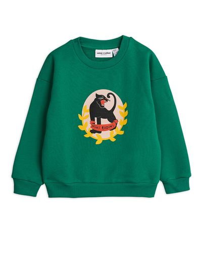 Mini Rodini - Badge SP sweatshirt, Green