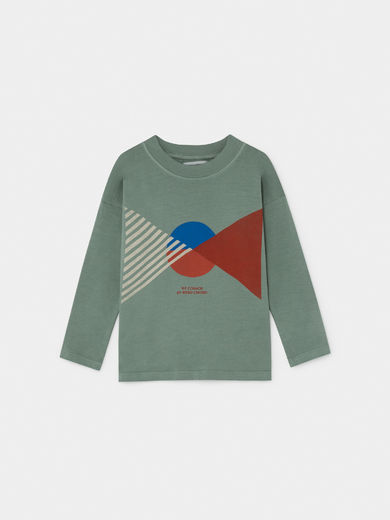 Bobo Choses - Flag Long Sleeve T-Shirt (219005)