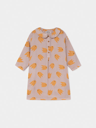 Bobo Choses - All Over Comets Buttons Dress (219089)