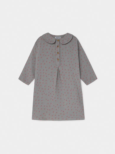 Bobo Choses - All Over Stars Buttons Dress (219091)