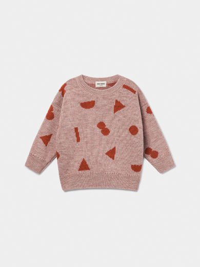 Bobo Choses - Stuff Jacquard Jumper (219110)