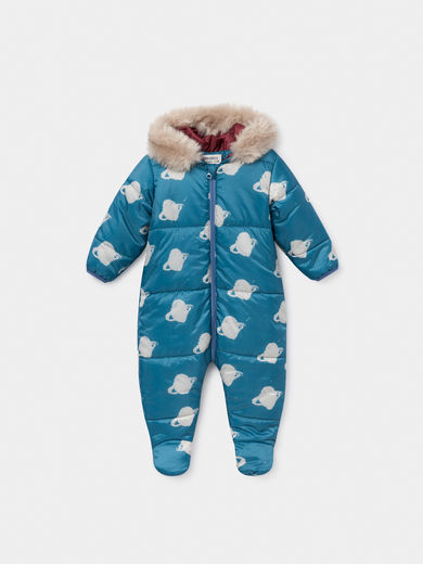 Bobo Choses - All Over Big Saturn Padded Jumpsuit, Baby (219193)
