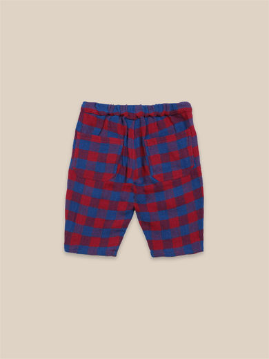 Bobo Choses - Tartan Woven Pants (22000063)