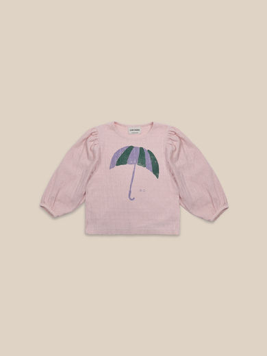 Bobo Choses - Umbrella Girl T-shirt (22001024)