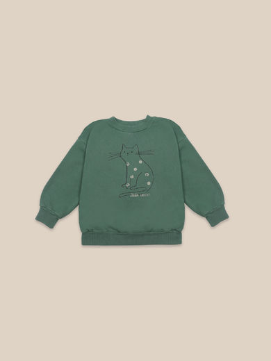Bobo Choses - Cat Sweatshirt (22001027)