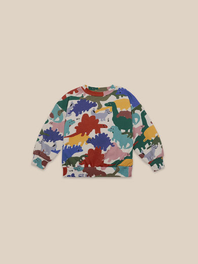 Bobo Choses - Dinos All Over Sweatshirt (22001040)