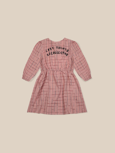Bobo Choses - Grid Woven Dress (22001113)