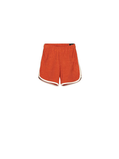 Mainio - Expedition terry shorts, Rooibos Tea (50006)