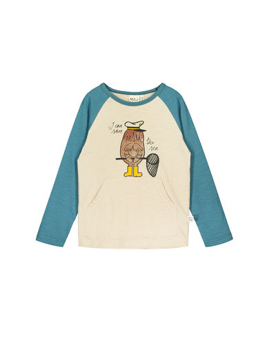 Mainio - Captain Walrus raglan shirt (50039)