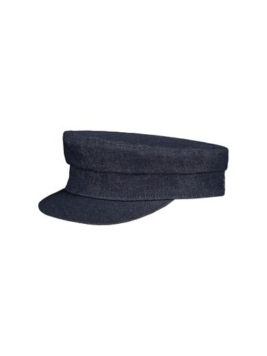 Mainio - Skipper cap, Denim (50208)