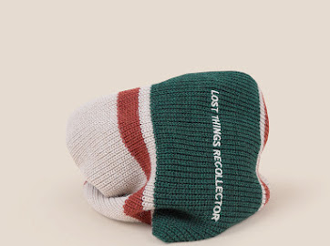 Bobo Choses - Lines neck warmer (22011065)