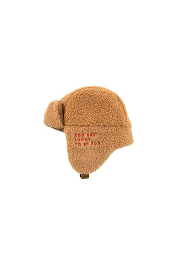 Tinycottons - SHERPA CHAPKA hat, brown