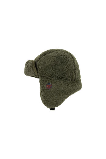 Tinycottons - SHERPA CHAPKA hat, green wood