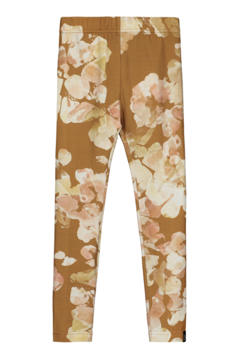 Kaiko - Print Leggings, Marble Meadow Clay