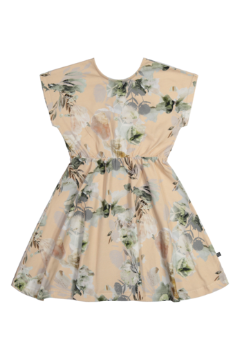 Kaiko - Breeze Dress, Spring Garden