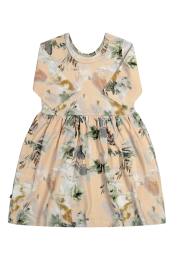 Kaiko - Dress 3/4 sl, Spring Garden