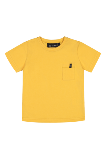 Kaiko - Treasure T-shirt, citrus