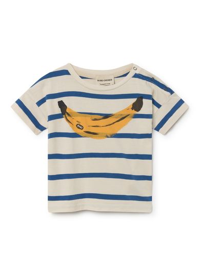 Bobo Choses - Baby Banana Short Sleeve T-Shirt