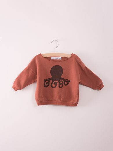 Bobo Choses - Baby Sweatshirt Octopus