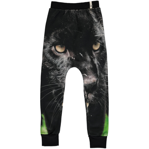 Popupshop - Baggy leggings, panther