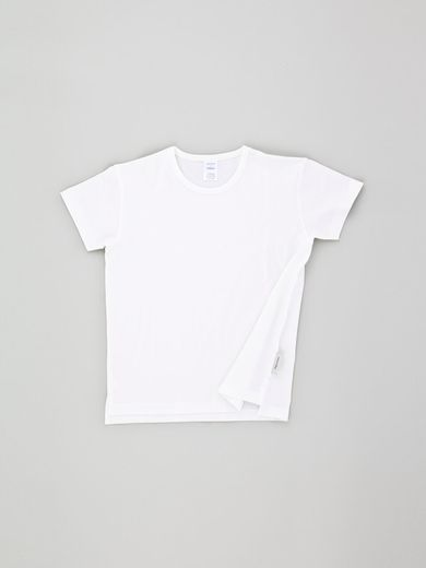 Tinycottons - Basic SS tee, white