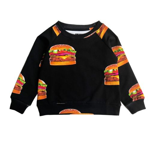 Romey Loves Lulu - Sweatshirt Cheeseburgers