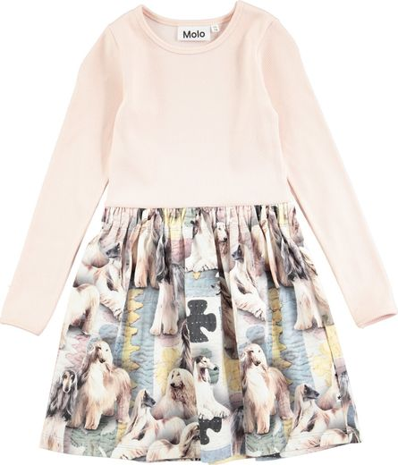 Molo kids - Credence dress, dogtastic