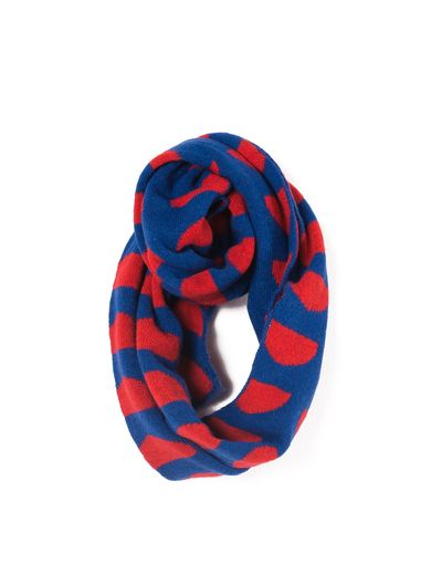 Bobo Choses - Knitted Scarf crests, nautical