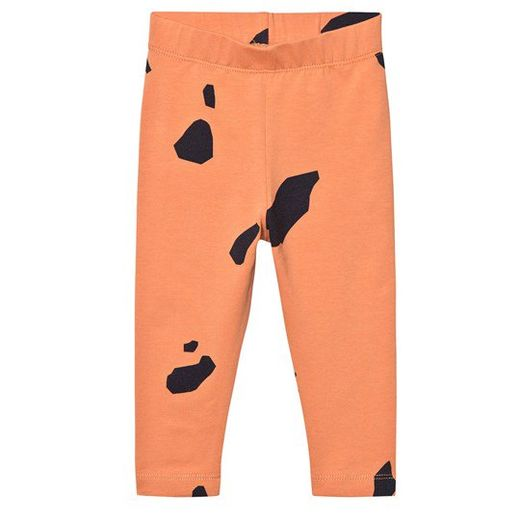 Tinycottons - Cut outs pant, dark peach