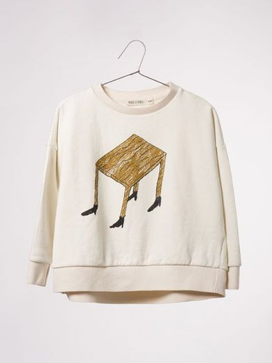 Bobo Choses - Sweatshirt wandering desk