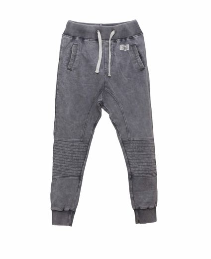 I dig denim - Drest pant, lt grey washed