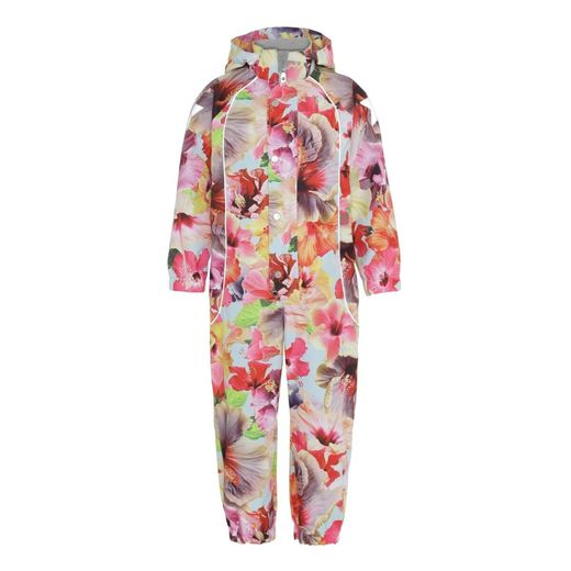 Molo kids - Polly overall, Hibiscus dream