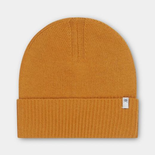Repose AMS - Knitted hat, warm yellow