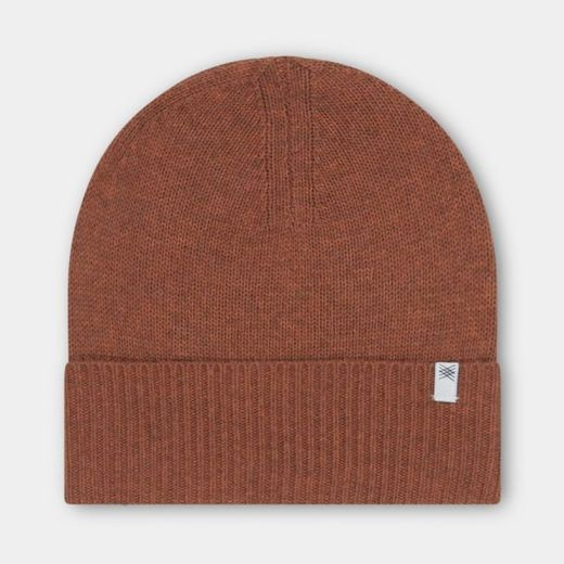 Repose AMS - Knitted hat, stone brown