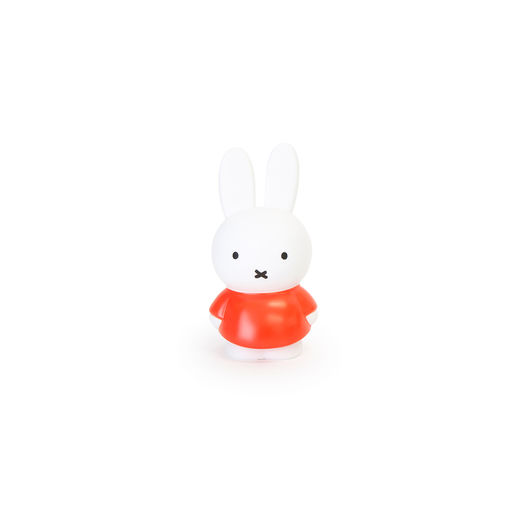 Miffy money box small, red