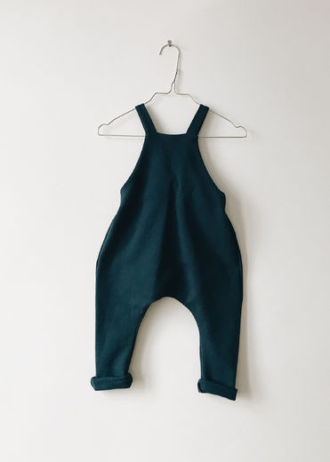 Monkind - Space Dungarees, Space Blue
