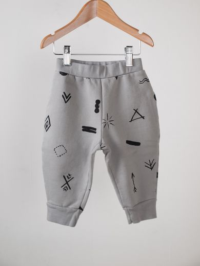 Bobo Choses - Baby trousers symbols