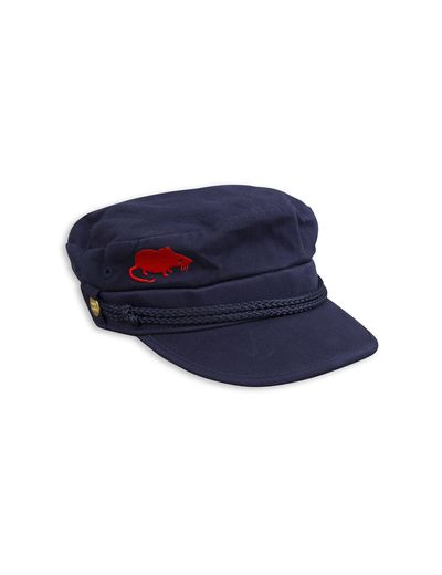 mini rodini - Skipper hat, navy