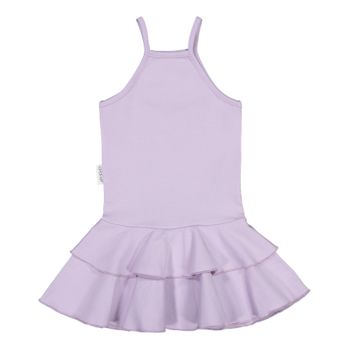 Gugguu - Spaget dress, lavender
