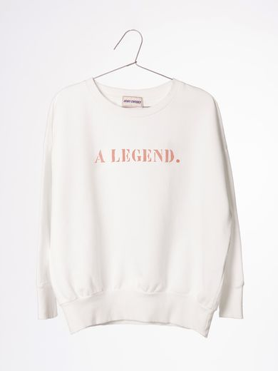 Bobo Choses - Sweatshirt B.C team, off white